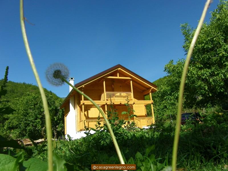 Case di legno prezzi concorrenziali per investire