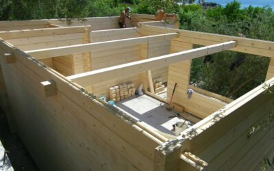 Casa in legno antisismica: soluzione contro il terremoto
