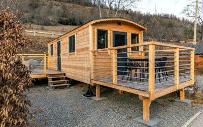 Case di legno su ruoteper evitare costi edilizi