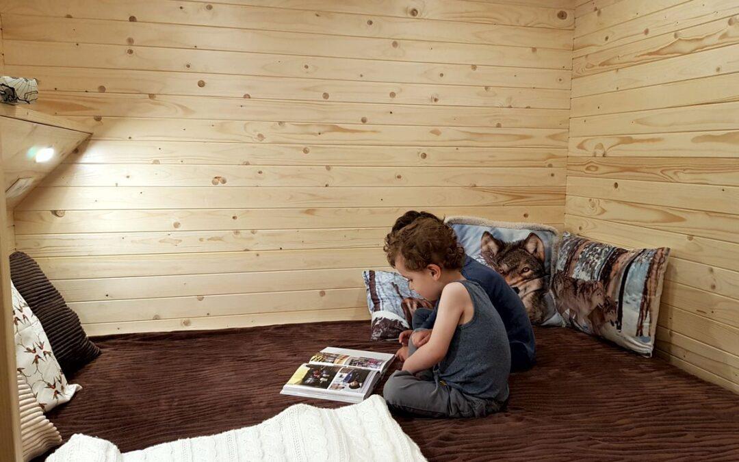 Case legnoper la sicurezza e salute