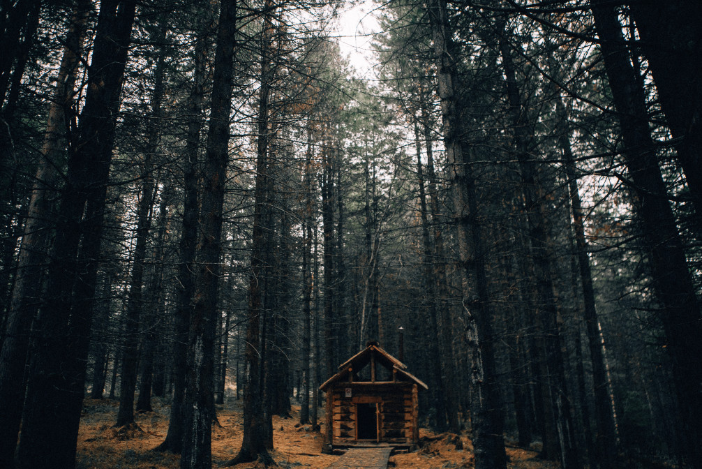 Casa di legno da giardinoper il relax estivo