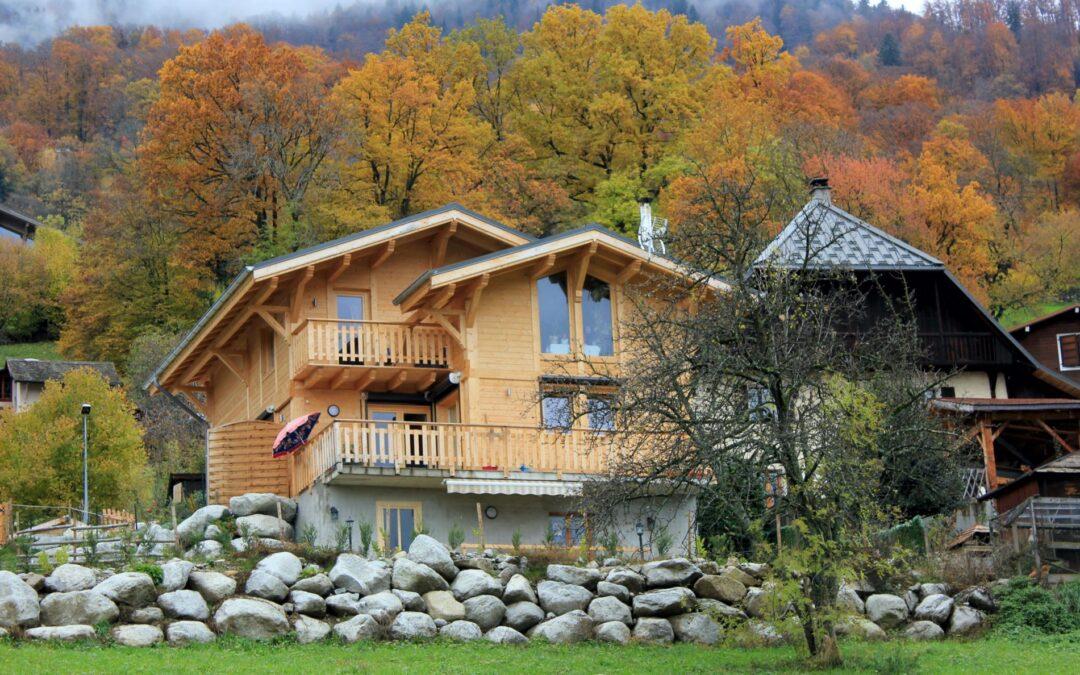 Casa in legno antisismica